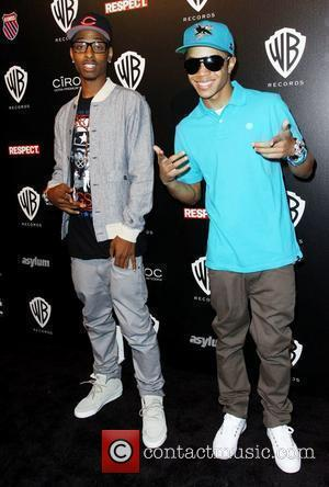 New Boyz Warner Brothers Records Presents 2010 BET Pre-Party held at The Highlands. Hollywood, California, USA - 25.06.10