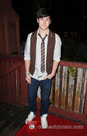 David Henrie We.The. Children. Project benefit at the House of Blues Hollywood, California - 28.01.10