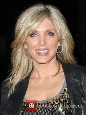 Marla Maples We.The. Children. Project benefit at the House of Blues Hollywood, California - 28.01.10
