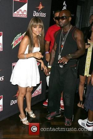 Kat DeLuna, Trech ,  at the opening night party for the 2010 New Music Seminar at The Revolution Hall...