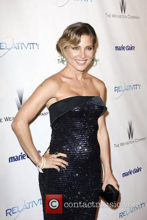 Elsa Pataky Weinstein Company's Golden Globe Awards After Party - Arrivals  Los Angeles, California - 16.01.11