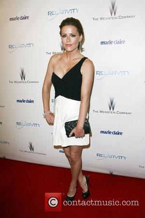 Kathleen Robertson Weinstein Company's Golden Globe Awards After Party - Arrivals  Los Angeles, California - 16.01.11