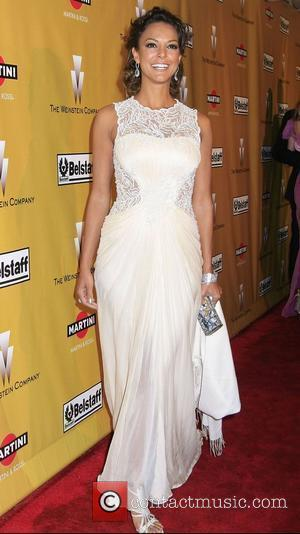 Eva La Rue The Weinstein Company's 2010 Golden Globe Awards After Party held at BAR 210 at The Beverly Hills...