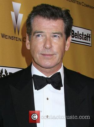 Pierce Brosnan The Weinstein Company's 2010 Golden Globe Awards After Party held at BAR 210 at The Beverly Hills Hotel...