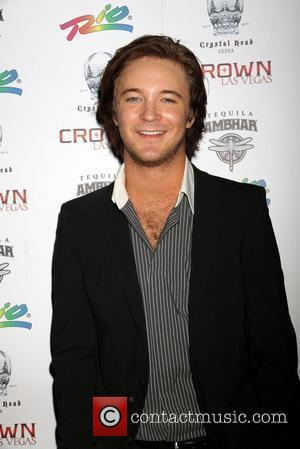 Michael Welch Twilight stars host a night out at Crown Theater Las Vegas, Nevada - 12.06.10