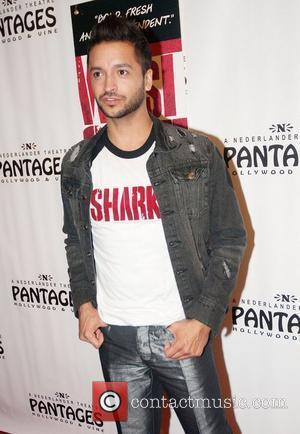 Jai Rodriguez West Side Story Play Los Angeles Opening Night held at The Pantages Theatre Hollywood, California - 01.12.10