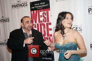 Ken Davitian, Romi Dames and West Side Story