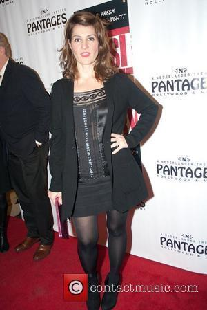 Nia Vardalos West Side Story Play Los Angeles Opening Night held at The Pantages Theatre Hollywood, California - 01.12.10