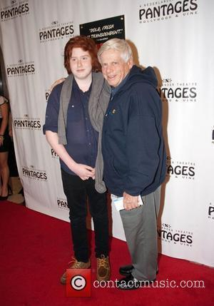 Robert Morse and guest West Side Story Play Los Angeles Opening Night held at The Pantages Theatre Hollywood, California -...