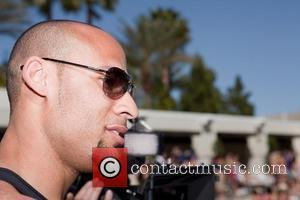 Hank Baskett at Wet Republic at the MGM Grand Resort Casino Las Vegas, USA - 27.03.10
