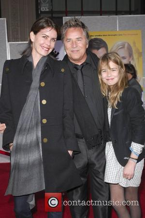 Don Johnson and family World Premiere of 'When In Rome' held at the El Capitan Theatre Hollywood, California - 27.01.10