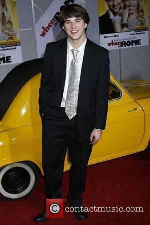 Hutch Dano World Premiere of 'When In Rome' held at the El Capitan Theatre - Arrivals Hollywood, California - 27.01.10