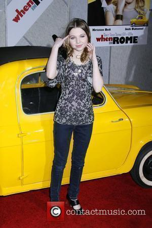 Sammi Hanratty World Premiere of 'When In Rome' held at the El Capitan Theatre - Arrivals Hollywood, California - 27.01.10