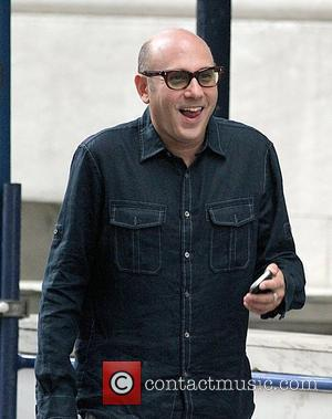 Willie Garson on location shoot for the third season of USA Network's television series 'White Collar'  New York City,...
