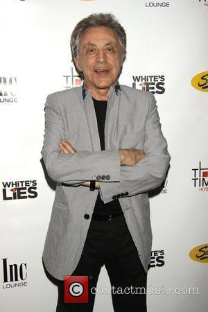Frankie Valli Opening night after party for the Off-Broadway play 'White's Lies held at the Inc. Lounge in the Time...