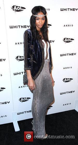 Chanel Iman Robinson  2010 Whitney Gala and Studio Party at The Whitney Museum of American Art  New York...