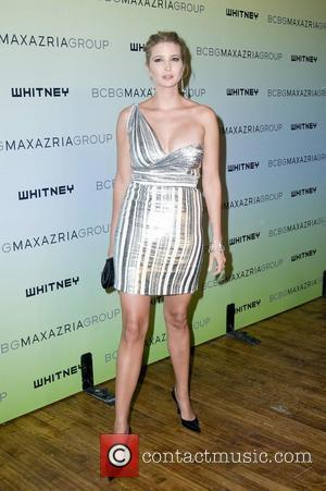Ivanka Trump Whitney Museum of American Art Annual Art Party - Arrivals New York City, USA - 09.06.10