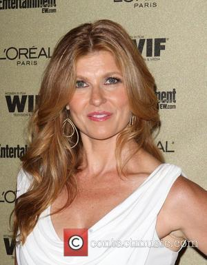 Connie Britton and Entertainment Weekly