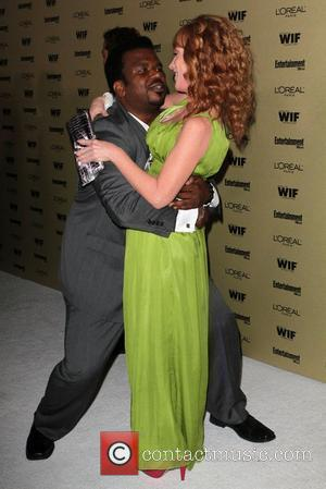 Craig Robinson, Entertainment Weekly and Kathy Griffin