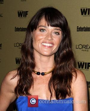 Robin Tunney The 2010 Entertainment Weekly and Women In Film Pre-Emmy Party Sponsored by L'Oreal Paris Held at The Sunset...