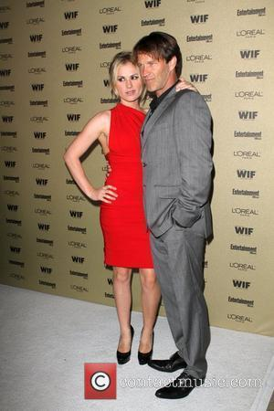 Stephen Moyer And Anna Paquin, Stephen Moyer, Anna Paquin and Entertainment Weekly