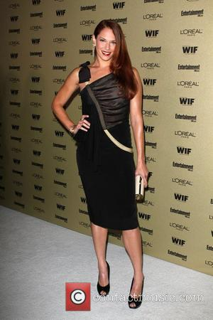 Amanda Righetti  The 2010 Entertainment Weekly and Women In Film Pre-Emmy Party Sponsored by L'Oreal Paris Held at The...