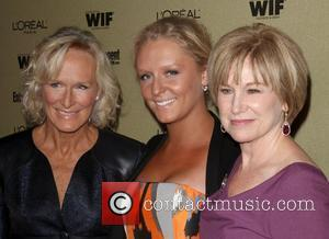 Glenn Close, Entertainment Weekly and Mary Kay Place