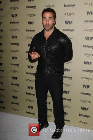 Jeremy Piven and Entertainment Weekly