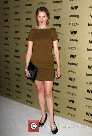 Jessica Collins The 2010 Entertainment Weekly and Women In Film Pre-Emmy Party Sponsored by L'Oreal Paris Held at The Sunset...