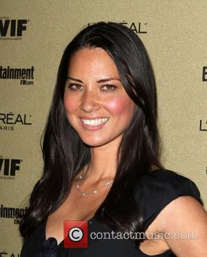 Olivia Munn and Entertainment Weekly