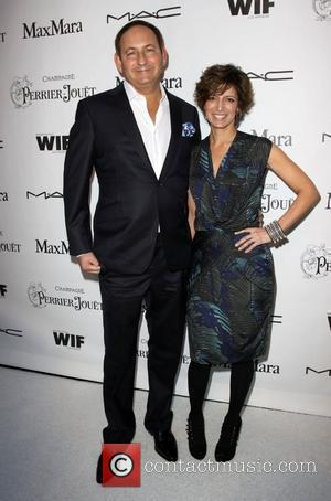 John Demsey and Cindi Leive 3rd Annual Women In Film Pre-Oscar Party held at a Private Residence in Bel Air...