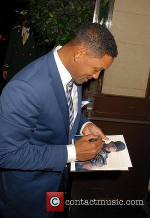 Will Smith, Dorchester Hotel