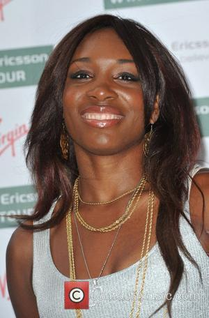 Venus Williams Pre-Wimbledon Party held at The Roof Gardens - arrivals. London, England - 17.06.10