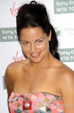 Ana Ivanovic Pre-Wimbledon Party held at The Roof Gardens - Arrivals London, England - 17.06.10