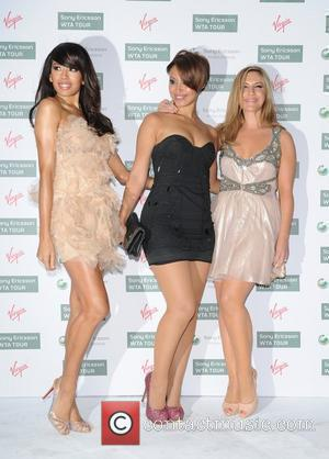 Sugababes Pre-Wimbledon Party held at The Roof Gardens - Arrivals London, England - 17.06.10