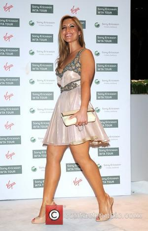 Heidi Range Pre-Wimbledon Party held at The Roof Gardens - Departures London, England - 17.06.10