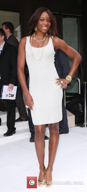 Venus Williams,  Pre-Wimbledon Party held at The Roof Gardens - Departures London, England - 17.06.10