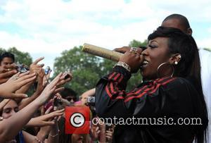 Missy Elliott Wireless Festival held at Hyde Park - Day 2 - Performances London, England - 03.07.10