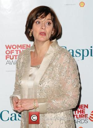 Cherie Blair The Women of the Future Awards held at the Marriott Hotel in Grosvenor Square. London, England - 09.11.10