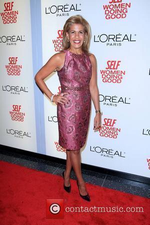Hoda Kotb  Self Magazine's 3rd Annual Women Doing Good Awards held at MOMA New York City, USA - 21.09.10