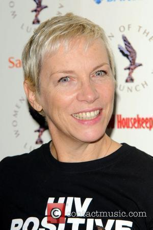 Annie Lennox The Women of the Year Awards 2010 at the Intercontinental Hotel London, England - 11.10.10