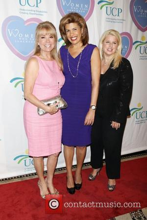 Kathie Lee Gifford, Hoda Kotb and Rita Cosby