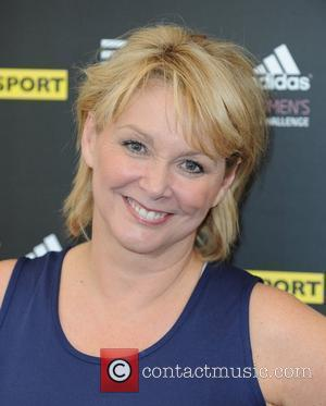 Cheryl Baker at a photocall for the Adidas Women's 5K Challenge in Hyde Park London, England - 05.09.10