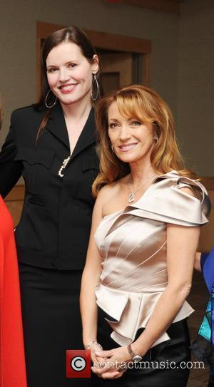 Geena Davis, Jane Seymour and Women