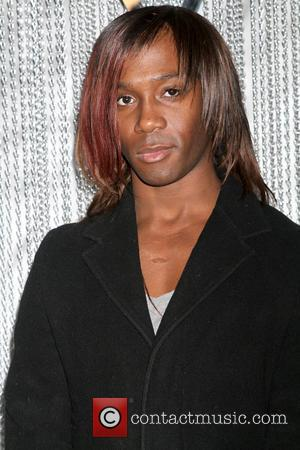 Dezmond Meeks World Aids Day press conference, held at Rumor Boutique Hotel - Inside Las Vegas, Nevada - 01.12.10