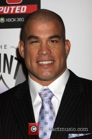 Tito Ortiz Fighters Only World Mixed Martial Arts Awards 2009 held at The Hard Rock Hotel - Arrivals Las Vegas,...