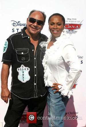 Cheech Marin and Jenifer Lewis