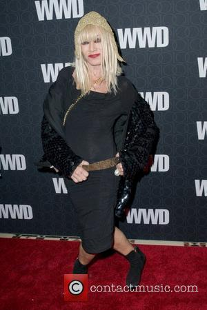 Betsey Johnson The Women's Wear Daily 100 Anniversary Gala - Arrivals New York City, USA - 02.11.10