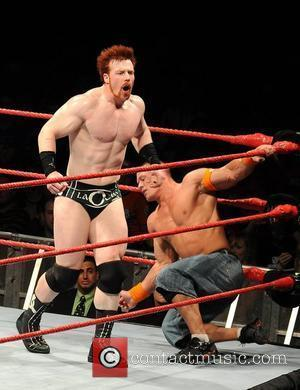 Wwe Champion John Cena Faced Former Wwe Champion Sheamus For The Title Belt At The O2 Arena