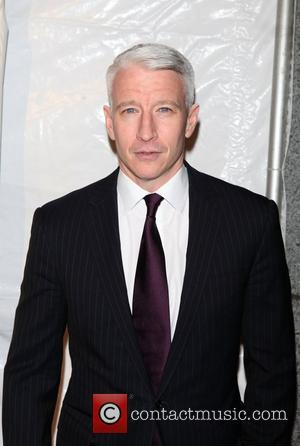 Anderson Cooper, Heidi Klum, Seal and Wall Street